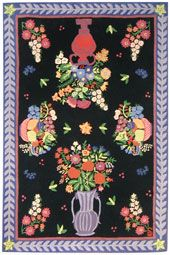 Perfect ...my Bedroom Rug By Susan Sargent! | Motifs | Pinterest | Studio, Bedrooms  And Pillows