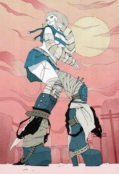 Rock Monster by Jason Levesque (aka Stuntkid)