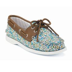 floral sperrys. I wish I could own all the sperrys in the world