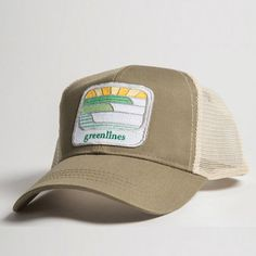 Greenlines Indo Green Hat