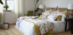 Colección Botanical de Zara Home, ropa de cama - http://www.decoora.com/coleccion-botanical-zara-home-ropa-cama/