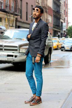 Shaun's Street Style - Men's Street Style