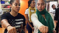 #MONSTASQUADD Women of Color Fight Back