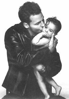 Justin Chambers & Daughter