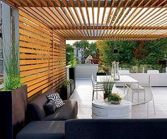 Deck Pergola Designs
