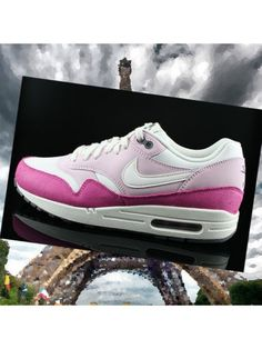 nike air max 90 femmes blanc deep purple rose