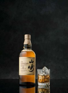 In Suntory opened Japan's first whisky distillery. I assume they will have a media blitz come and rightly so. Good Whiskey, Bourbon Whiskey, Tequila, Suntory Whisky, Japanese Whisky, Alcohol Bottles, Single Malt Whisky, Distillery, Whiskey Bottle