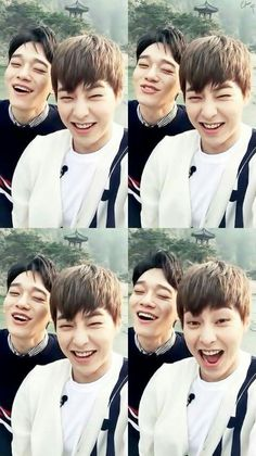 Chen and Xiumin || Xiuchen !!