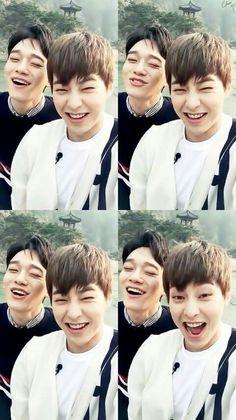 Chen and Xiumin || Xiuchen !!