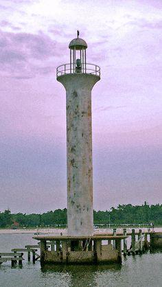 ✯ Broadwater Lighthouse - Biloxi, MS