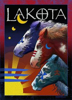 <3~~ Lakota == Beautiful Artwork, Beautiful Spirit ~~ <3