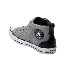 12c1fdb3f37 Men s Converse Chuck Taylor All Star Street Mid Suede Sneakers