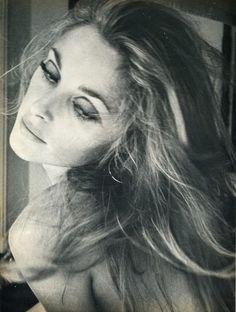 "Sharon Tate, who was married to Roman Polanski and 8 1/2 months pregnant with the couple's first child at the time she was brutally murdered by Charles Manson and members of his ""family."""