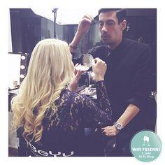 #makeup #beyu #cosmetics auf der Fashion Week in #berlin #fashionweek #fashion #trend #style #beauty #douglas #ernstaugustgalerie #hannoverlifestyle #hannover #hlm #mode