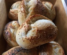 Rezept Schnelle Wochenendbrötchen von wackeldackel14 - Rezept der Kategorie Brot & Brötchen