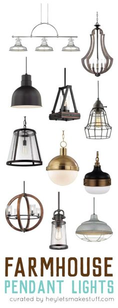 Choosing farmhouse pendant lighting for your kitchen can be a daunting tasks with so many styles finishes and uses how do you know which one will work
