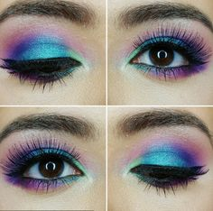 look using the electric UD palette - reddit