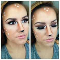 DIY Halloween Makeup #HalloweenTip #Fashion #Trusper #Tip