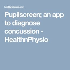 Concussion is one of the field where number of researchers around the world are working on for better assessment, diagnosis, prevention and treatment. Research, Assessment, App, Search, Apps, Exploring, Formative Assessment, Study, Business Valuation