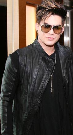 UHHHH MY Weaknessss my bf even said hes decent looking im alowed to stare hessssss effin hott   Adam Lambert 2013