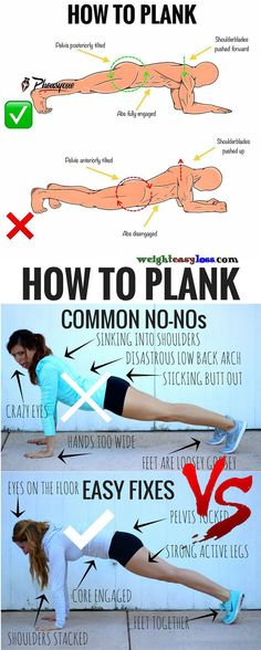 Daily Health Tips: Search results for HOW How To Do Planks, Daily Health Tips, Benefits Of Exercise, Aerobics Workout, Plank Workout, Lower Abs, Sport, Workout Videos, At Home Workouts