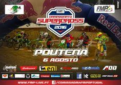 SX: Campeonato arranca em Poutena