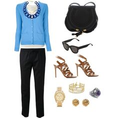 """statement pieces outfit"" by hockeyliz-x on Polyvore"