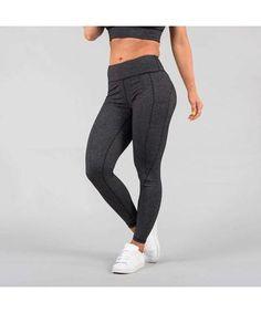 Versa Forma Motif 501 Leggings Charcoal-Versa Forma-Gym Wear