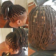 Natural Hair done Right Natural Hair Salons, Natural Hair Styles, Naked, Dreadlocks, Beauty, Dreads, Beauty Illustration, Locs
