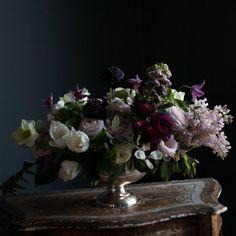 Moody Flowers | Ruby & The Wolf http://rubyandthewolf.com
