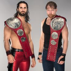 Seth Rollins Fans — Every champion in WWE from 2017 Digitals Also...