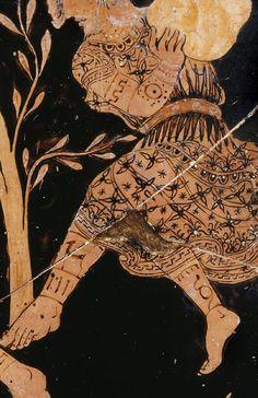 Murderous Thracian woman Tattoos snake, deer, sunburst and other designs century BC Egyptian Symbols, Celtic Symbols, Ancient Symbols, Mayan Symbols, Classical Antiquity, Classical Art, Ancient Greek Art, Ancient Greece, European Tribes