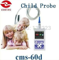 119.00$  Buy here - http://ali84k.shopchina.info/1/go.php?t=1168710814 - Contec  CMS60D  Child Electronic Pulse Oximeter With Software  #aliexpresschina