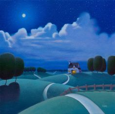 Under The Moonlight - Paul Corfield
