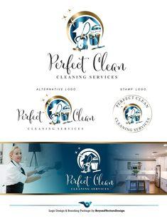 House cleaning logo, Cleaning logo, Cleaning service logo design, Broom Logo, Housekeeper Logo, Office cleaning, Maid logo, Cleaner logo 448