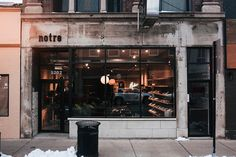 Everyone knows Chicago's typical shopping districts. Notre makes a strong argument for adding Andersonville to that list. Set amidst a strip of galleries, antique stores, and coffee shops, Notre's fashion vet owners decided to make their store a destination shop,...