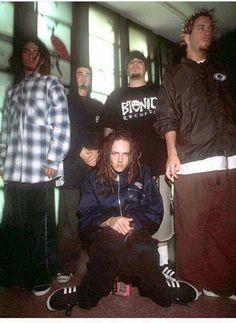 Rap Metal, Brian Head, Jonathan Davis, Hollywood Undead, Teddy Boys, Theatre Problems, Band Photos, Heavy Metal Bands, Alternative Music