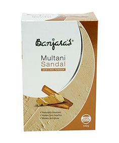 Fuller's earth clay with sandalwood powder combo face mask. Unique blend of Multani Mitti and Sandal extract. Multani Mitti cleanses the skin and eliminates excess oil and impurities. Sandal's antiseptic properties keep the skin healthy and soft. Multani Mitti (Fuller's Earth) 90%. Sandal Wood Extract (Santalum Album) (Ht.Wd) 0.2%.