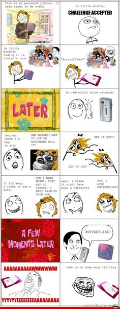 New memes faces troll rage comics thoughts ideas Derp Comics, Rage Comics, Funny Comics, Stupid Funny Memes, The Funny, Hilarious, Super Funny, Really Funny, Satire