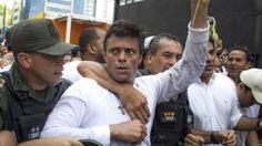 """""""Maduro es responsable si algo le pasa"""", aseguró Lilian Tintori."""
