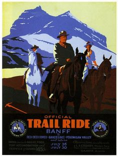 national park retro posters | Multicityworldtravel National Park Posters Banff National Park.Amazing ...