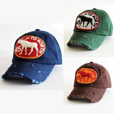 cool retro kids' caps