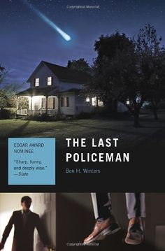 The Last Policeman: A Novel by Ben Winters http://smile.amazon.com/dp/1594746745/ref=cm_sw_r_pi_dp_rrgLub1HGZ0E2