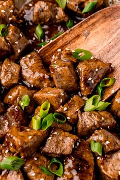 These Teriyaki Steak Tips are cooked to perfection and mixed with a thick and sticky pineapple teriyaki sauce! My family goes crazy for this 30-minute steak tips recipe! Steak Recipes, Grilling Recipes, Cooking Recipes, Easy Recipes, Turkey Recipes, Delicious Recipes, Easy Meals, Teriyaki Steak, Teriyaki Sauce