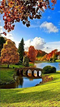 Beautiful Nature Pictures, Nature Photos, Amazing Nature, Beautiful World, Beautiful Gardens, Beautiful Places, Nature Nature, Beautiful Landscape Wallpaper, Beautiful Landscapes