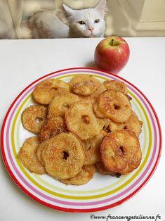 Beignet aux pommes (végétalien, vegan) — France végétalienne