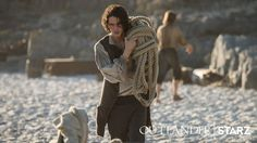 "NEW Still of Fergus Fraser in Outlander 3×11 ""Uncharted"" 
