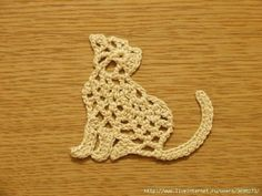 Crochet Animal Appliques!