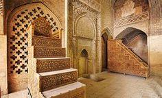 Isfahan Jama Mosque, Iran