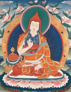 Shantideva Da Nova Tradição Kadampa (NKT)